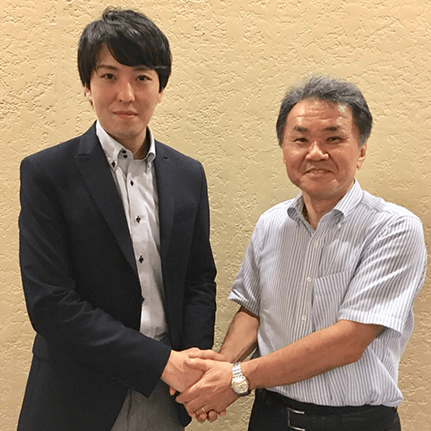 「グラミン日本」への基金協力